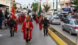 Zafer kutlamaları Mehter Takımı'yla sonlandı