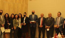 Altınova'da, akademisyenlerin katılımıyla arkeoloji çalışmaları sempozyumu yapıldı