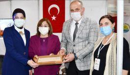 Çınarcık Belediyesi, EXPOBEL Fuarı'na katıldı