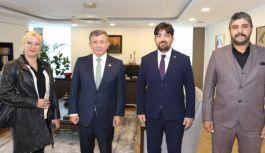 Gelecek Partisi'nden Ankara çıkarması