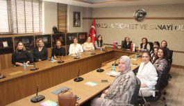 Kadın Girişimciler, YAGİKAD Derneğini ağırladı