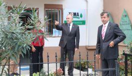 Vali Erol, TEMA Yalova'yı ziyaret etti