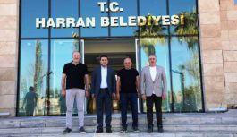 Yalovalı Başkanlar, Harran Belediyesini ziyaret etti