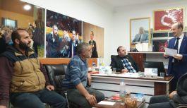 Yeniden Refah Altınova, Erbakan'ın görüşlerini değerlendirdi