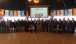AK Parti Subaşı'nda Meclis Üyesi adaylar...