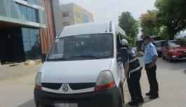 14 Servis aracına cezai işlem uygulandı