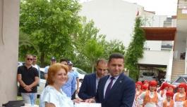 Taşköprü'de 'Dikiş Nakış Kursu...