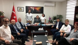 Türkiye Kent Konseyleri Birliği Soygüzel'i...