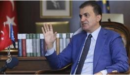 Ömer Çelik: AK Parti'ye terör örgütüyle...