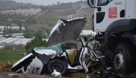 Koru'da zincirleme kaza: 1 ölü 4...