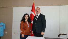 Ali Tosun'a vefa ziyareti