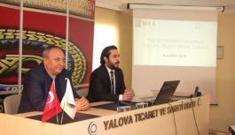 YTSO'da KVKK'nın önemine değinildi