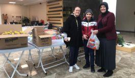 Elazığ için yardım kampanyası