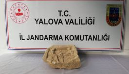 Tarihi eser kaçakçıları Yalova'da