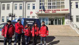 UMKE ve sağlık ekibi deprem bölgesinde
