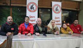 YOSK Basın Toplantısı gerçekleştirdi