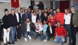Subaşıspor'dan şampiyonluk