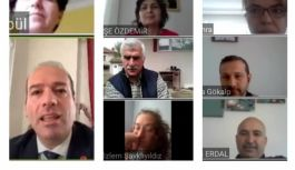 Online Öğretmenler Kurulu Toplantısı...
