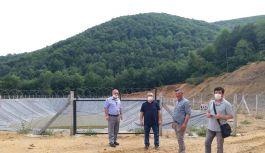 Laledere ve Dereköy göletleri incelendi