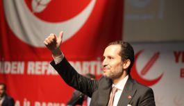 Fatih Erbakan'dan çarpıcı 'Ayasofya'...