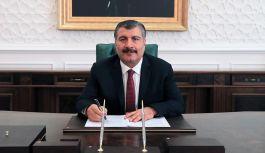 Sağlık Bakanı açıkladı, listede Yalova'da...