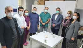 DEVA'dan Diş Hekimleri Odasına ziyaret