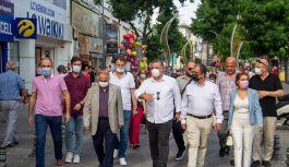 CHP Yalovalıların Kurban Bayramı'nı...