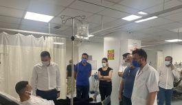 AK Parti, BBP ile birlikte sağlık kurumlarını...