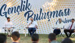 Bakan Varank, Yalova gençleriyle buluştu