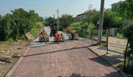 Irmak Sokak yenileniyor