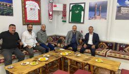 Sivaslılar, Başkan Silpagar'ı türkülerle...