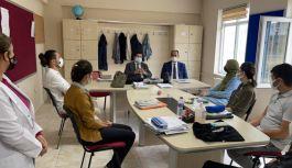 Yeniyol, Çınarcık'taki okulları inceledi