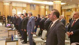 Başkan Tutuk, İstanbul'da MSÇB lansmanına...