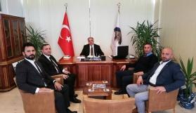 Başkan Acar tebrikleri kabul etti
