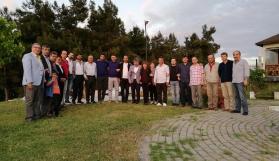 MHP İl Yönetimi iftar yaptı