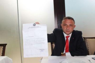 Eruslu'nun, 10 Nisan Polis Haftası mesajı