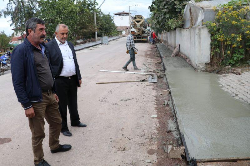 Başkan Gülen, '4.5 yıl boyunca hizmette sınır tanımadık'