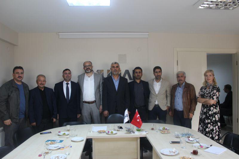 YGC'den MÜSİAD Yalova yönetimine ziyaret