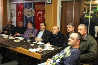 Pehlivan ve Koçal, Fenerbahçelilere uğurlu geldi