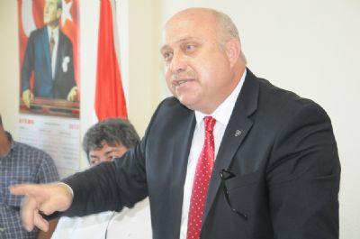 Topçular, 'Türk milliyetçileri her kapıda takla atan, koltuk sevdalılarına gereken dersi verecek'