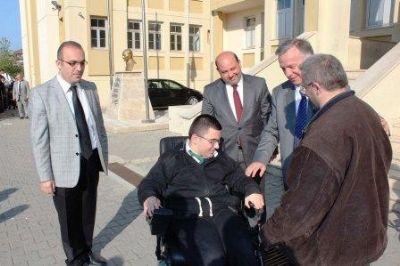 Başkan Koçal, Halil İbrahim'i Sevindirdi