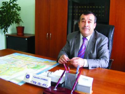 """Ataman, """"Çiftlikköy, lise kampüs alanı için en uygun ilçe"""""""