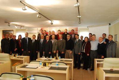 YTSO'dan, 42 yeni üyeye sertifika