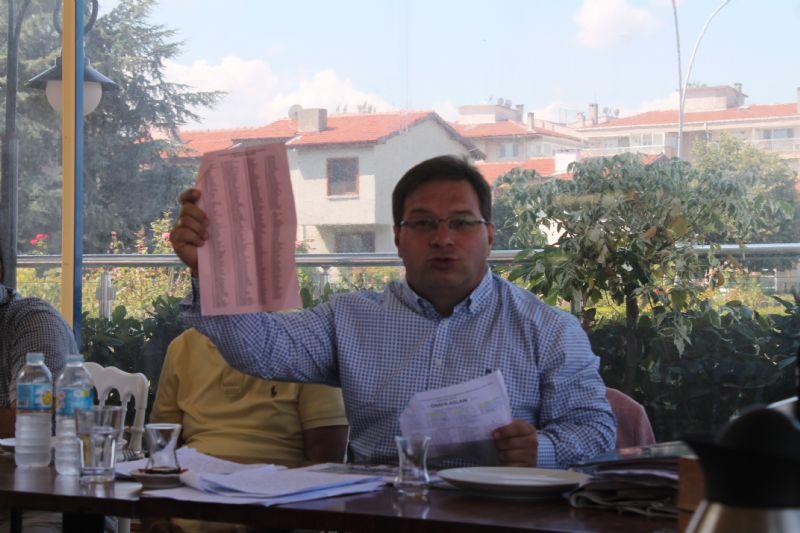 Aydın; 'AK Parti, Demirel'lerin aile şirketi değildir'