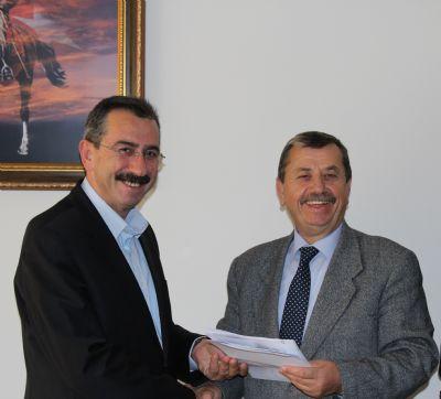 AK Parti'de 2. Başvuru İl Genel Meclisi Başkanı Ali Rıza Alkış'dan