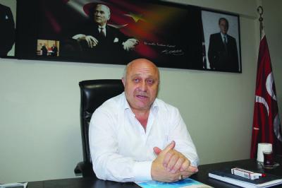 Topçular, 'Türk'ün ateşle imtihanı'