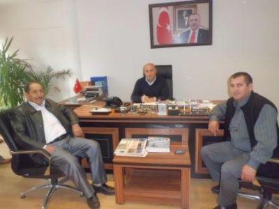 AK Parti Teşkilatına Arabistan'dan ziyaret