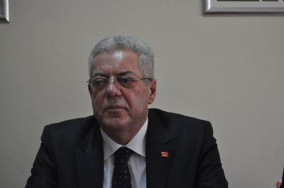 YTSO'dan, Kent Konseyi Başkanı Fitoz'a ziyaret