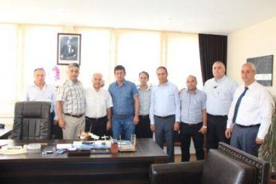 YTSO'dan, İlçe Belediye Başkanları'na ziyaret