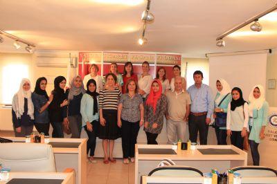 Cidde Üniversitesi Öğrencilerinden YTSO ziyareti
